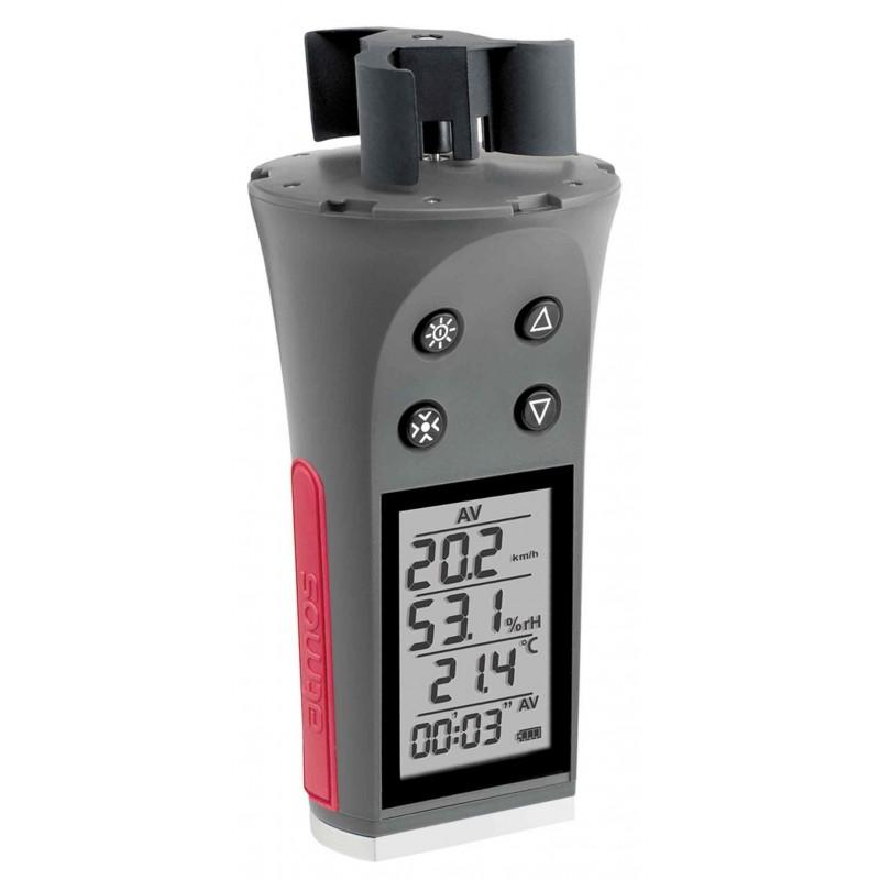 Anémo-thermo-hygromètre SKYWATCH Atmos