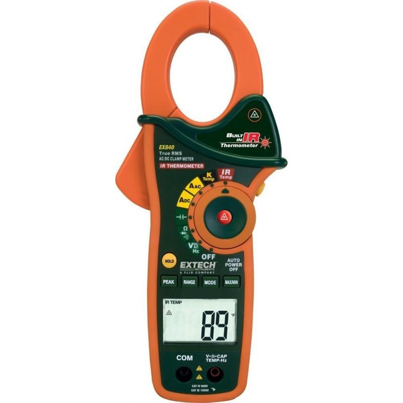 Pince Ampèremétrique Extech EX840