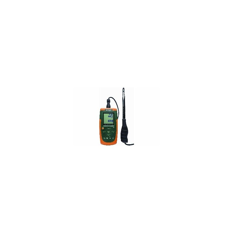 Thermo-anémomètre AN500 à fil chaud EXTECH