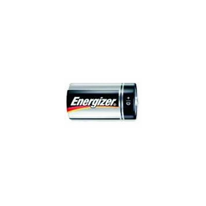 2 piles Energizer MAX D BL2