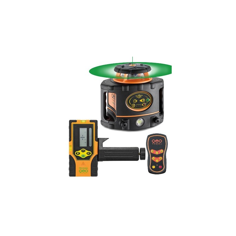 Laser FLG265HV GREEN motorisé HZ+ V+Scan +télécommande + FRG45