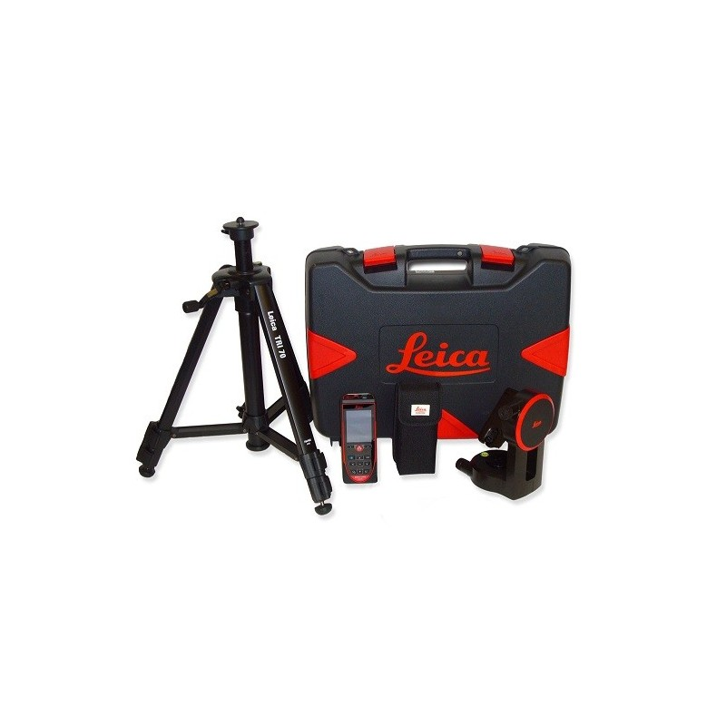 DISTO D510 en coffre + FTA360 + TRI70 Télémètre laser - Distancemètre