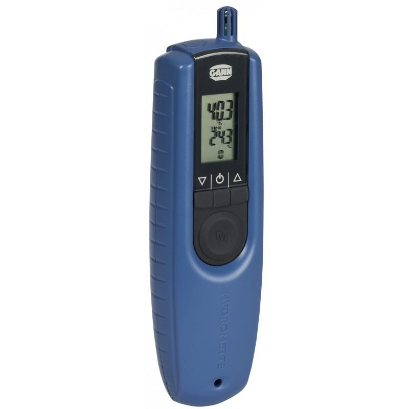 Gann Hydromette SERIE BLEU BL Compact TF 2 - T° et Humidité de l'air