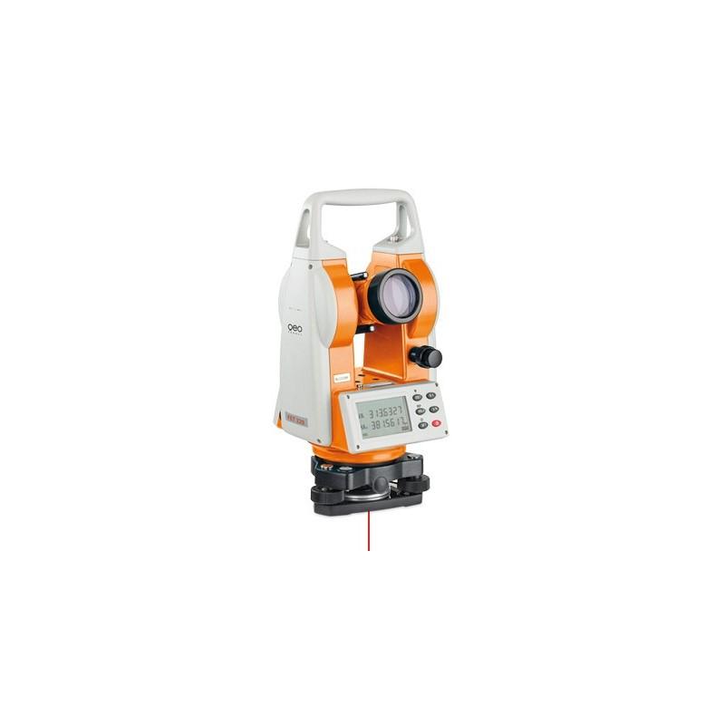 Théodolite électronique FET220 avec plomb laser