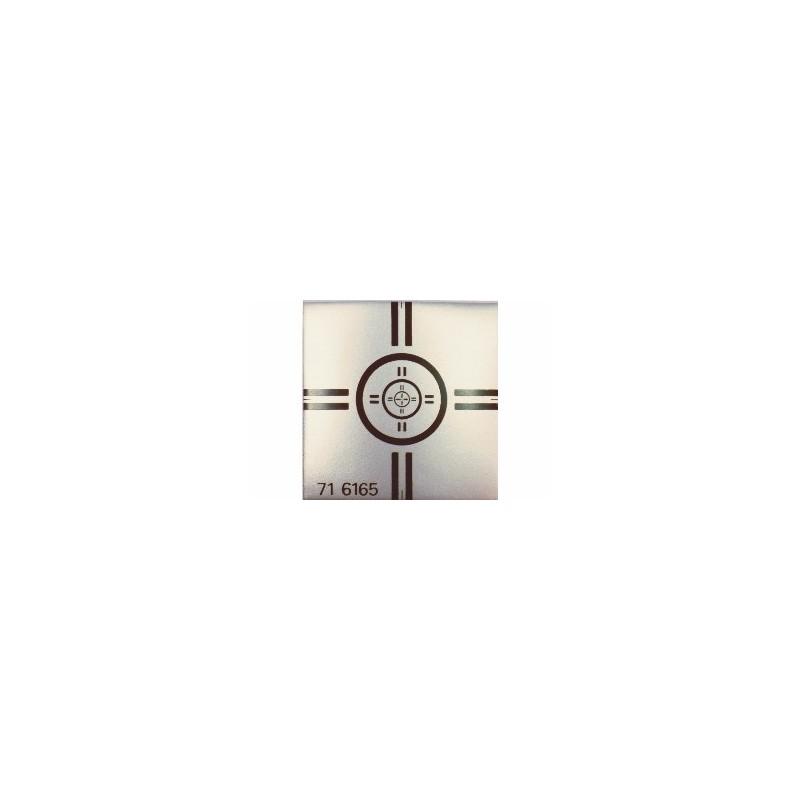 Target Self-Adhesive KEUFFEL - ESSER n° 716165 10 P