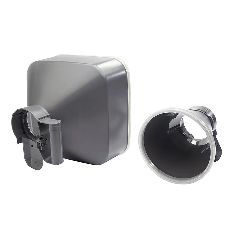 Cone de débit d'air et adaptateurs d'entonnoir AN300-C EXTECH