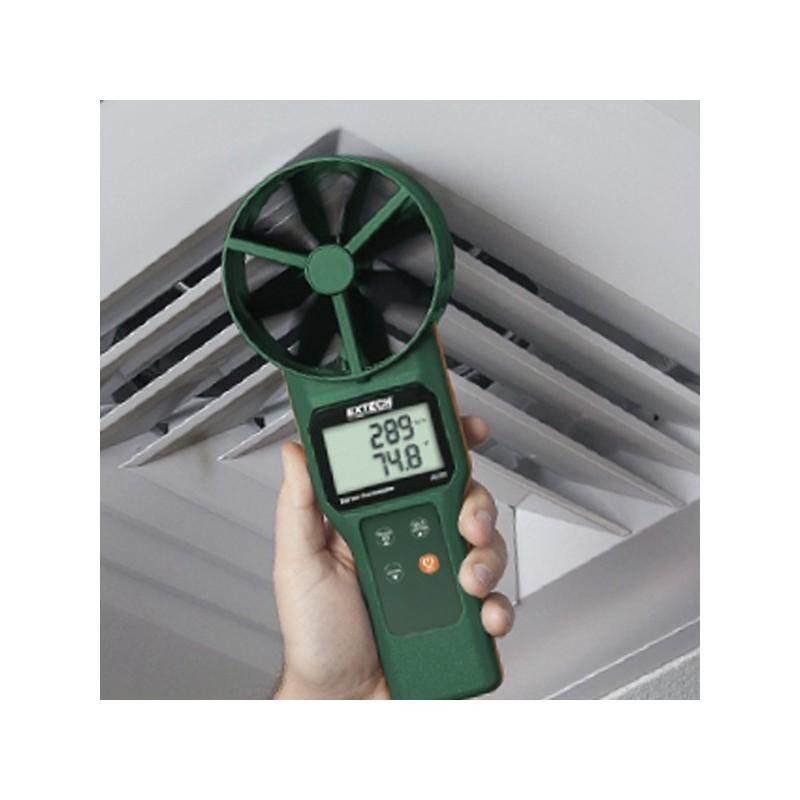 Thermo-anémomètre AN300 à large ailette EXTECH