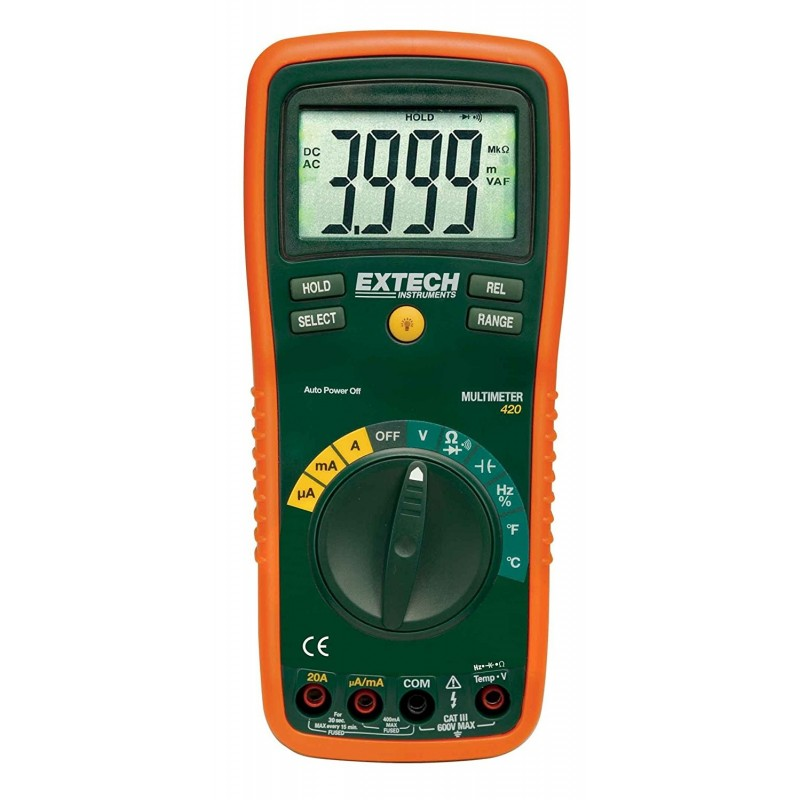 Multimètre Extech EX420A
