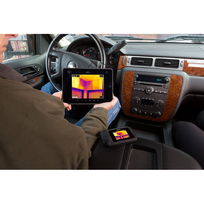 Caméra Thermique Infrarouge FLIR C3 Wifi ET MSX