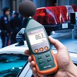 Sonomètre enregistreur des données avec carte SD SDL600
