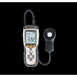 Luxmètre digital FLM-400 data