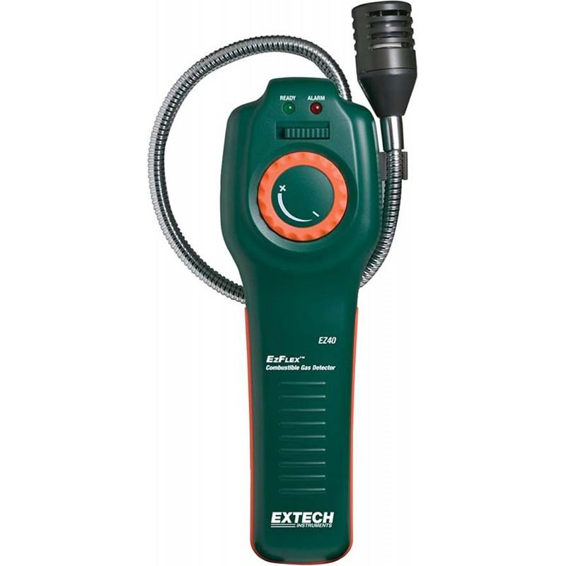 Détecteur de Gaz inflammables EzFlex EZ40