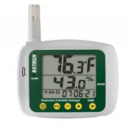 Enregistreur d'humidité/température 42280
