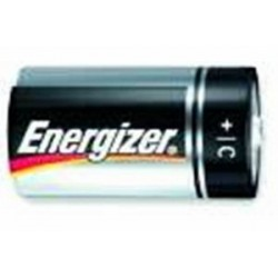 2 piles Energizer MAX C BL2