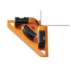 SQUARE LINER II - Laser manuel 2 lignes vert. d'équerre