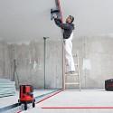 LINO L4P1 laser de lignes Horizontale - Verticales - 5 points LEICA