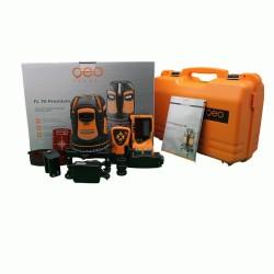 Laser à lignes FL70 Premium Liner Hz 360° + 4 verticales + FR55