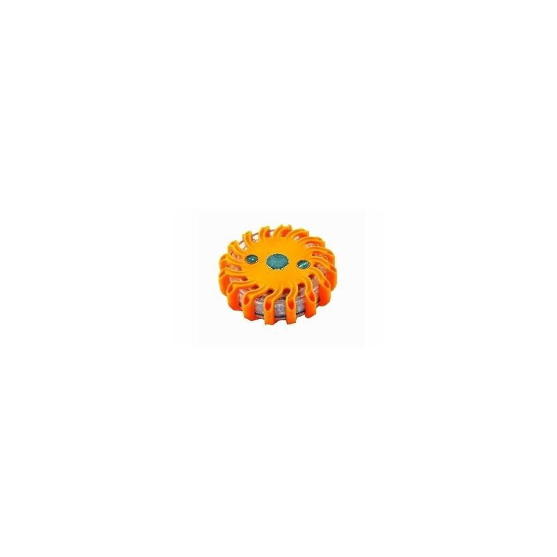 Warning LED 360° Nestle (orange) avec chargeur