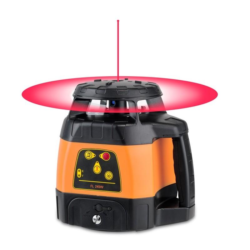 Laser FL245HV automatique complet avec cellule et télécommande