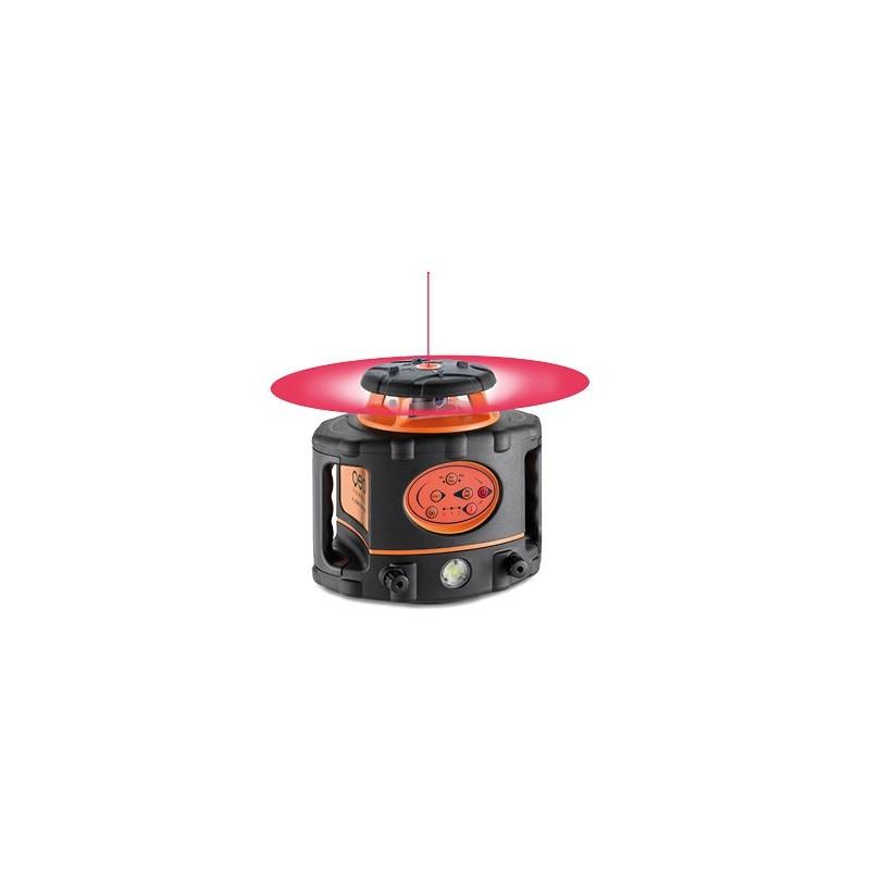 Laser FL275-Tracking motorisé HZ+ V+Scan + FR 77-MM + télécommande
