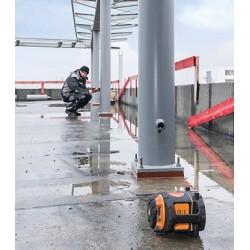 Laser FL275-Tracking motorisé HZ+ V+Scan + FR 77-MM (M)+ télécommande