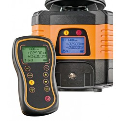 Laser double pente FL150H-G + FR45