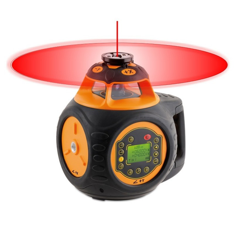 FL510 HV-G Tracking Laser automatique motorisé double pente
