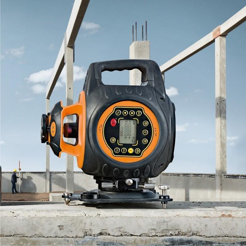 FL500 HV-G Laser automatique motorisé double pente + FR77
