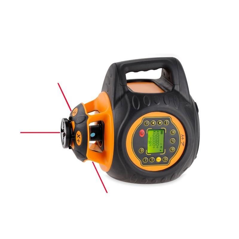 FL505 HV-G Laser automatique motorisé double pente + FR77