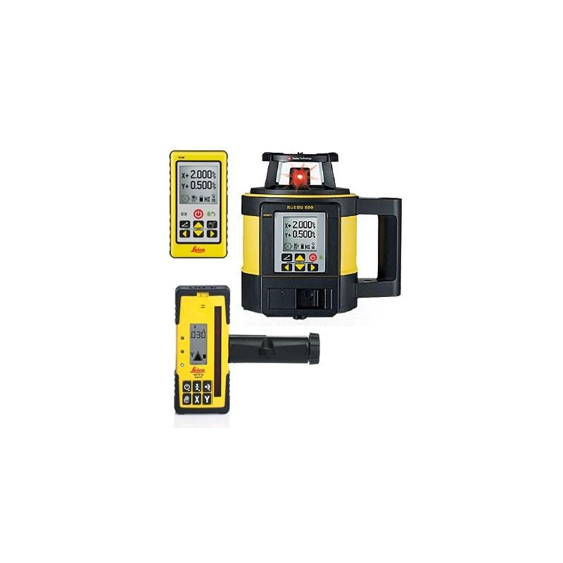 LASER LEICA RUGBY 880 RE180 double pente RC800 automatique 6006052
