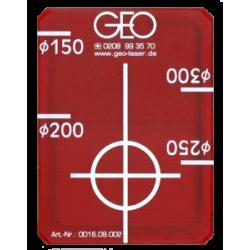 Cible Target  DN 150 – 300...