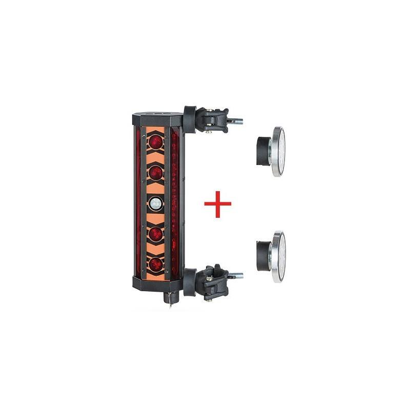 Détecteur FMR 706-M/C (Magnet+Clamp) pour guidage d'engin