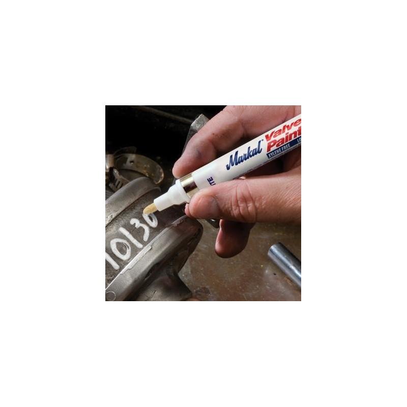 FEUTRE A POMPE Jaune Action Paint Marker