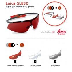 Lunettes Laser GLB30 Avec verres de couleurs diverses