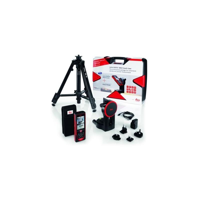 Leica Disto™ D810 - avec coffre + FTA360 + TRI70 Télémètre laser
