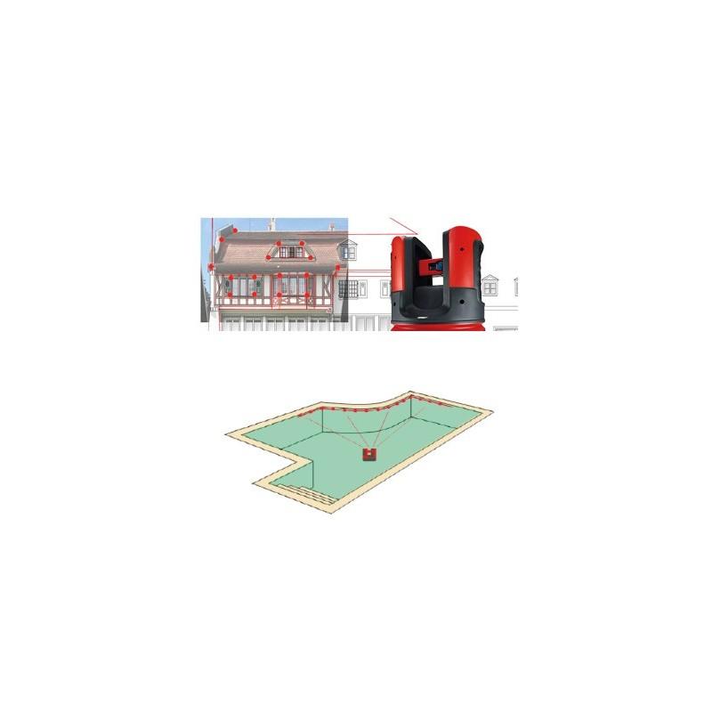 STATION LEICA 3D DISTO WINDOWS V5
