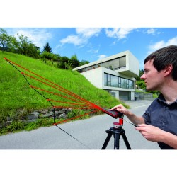 DISTO D510 avec viseur digital inclinomètre et Bluetooth® Télémètre laser