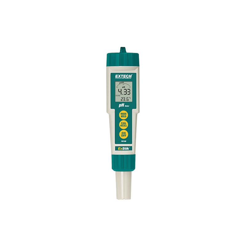 PH100 pH-mètres ExStik