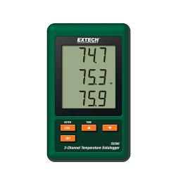 Enregistreur - Datalogger de température 3 canaux ref : SD200