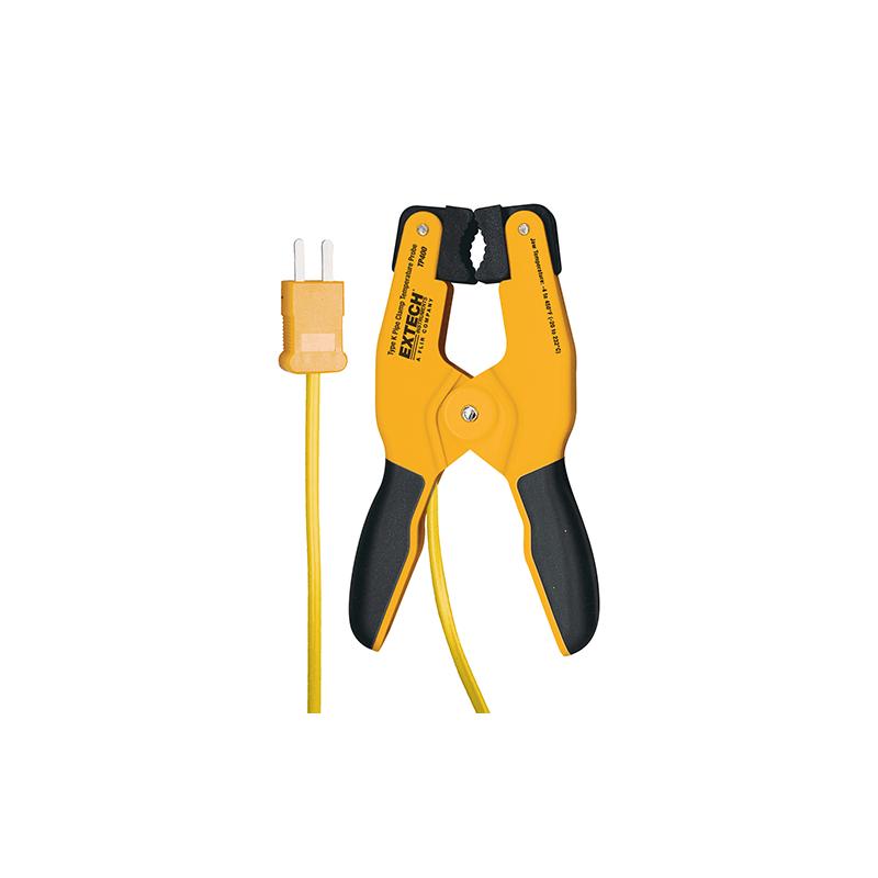 Sondes de température Type K à pince collier TP400