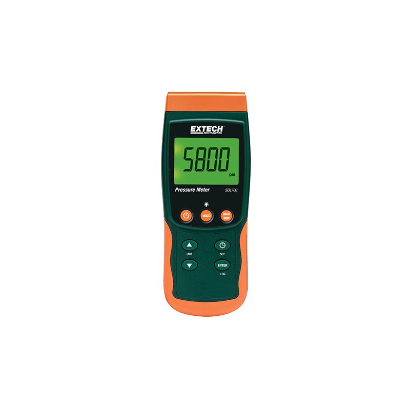 Manomètre Enregistreur de données SDL700