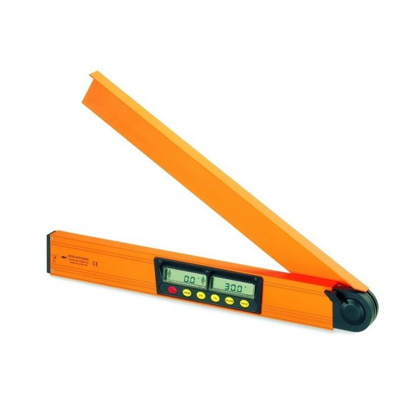 Niveau digital + lecteur d'angle MULTI-DIGIT PRO + laser