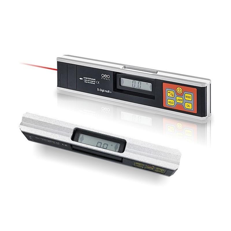 Niveau électrononique S-DIGIT MULTI + LASER