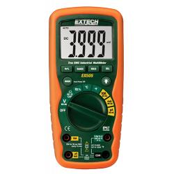 Multimètre industriel CAT iV ETANCHE IP67 Extech