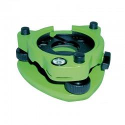 Embase vert clair avec plomb optique Niv 10'/2mm AJ10D