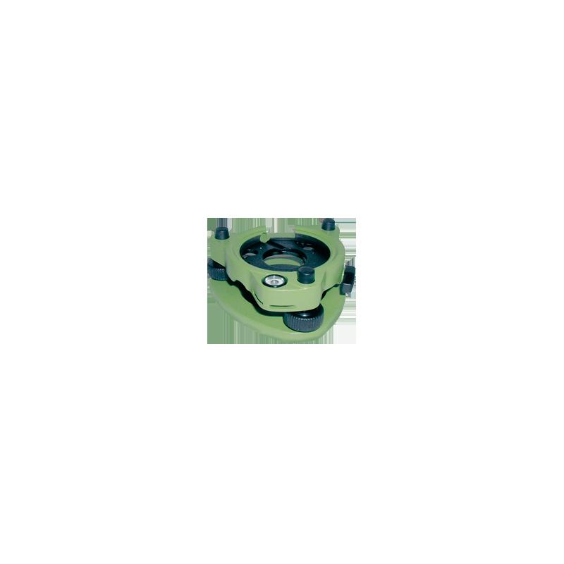 Embase vert clair sans plomb optique Niv 10'/2mm AJ10