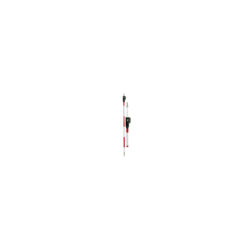 Canne porte-prisme 2,5m L25