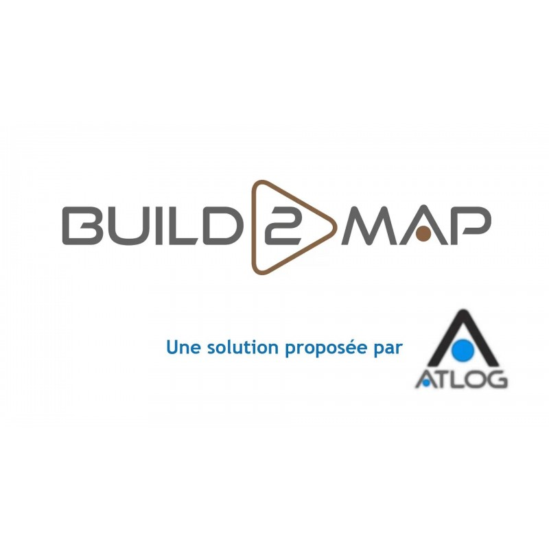 Logiciel Build2Map (BM2) EXPERT avec Autocad OEM