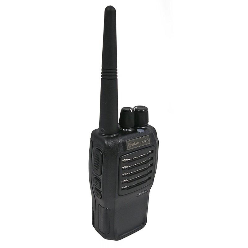RADIO EM/REC ALAN MIDLAND G11 V(446MHz)