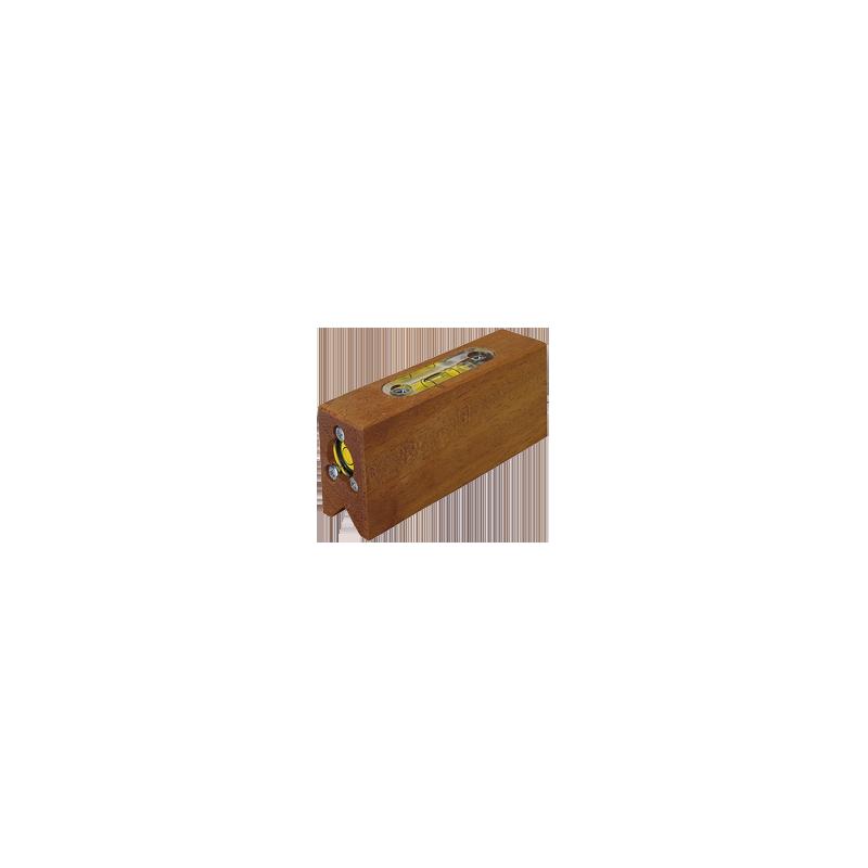 Nivelle toriques+sphérique en bois pour mires LR5